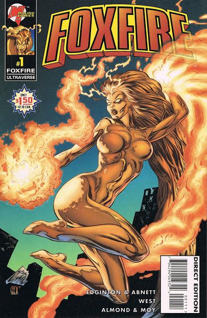 malibu comics | Pow! Femme Fatale