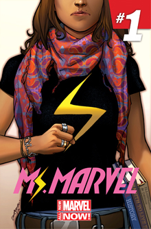 Ms Marvel Kamala Kahn