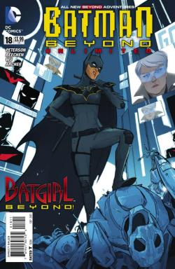 batgirl beyond Nissa